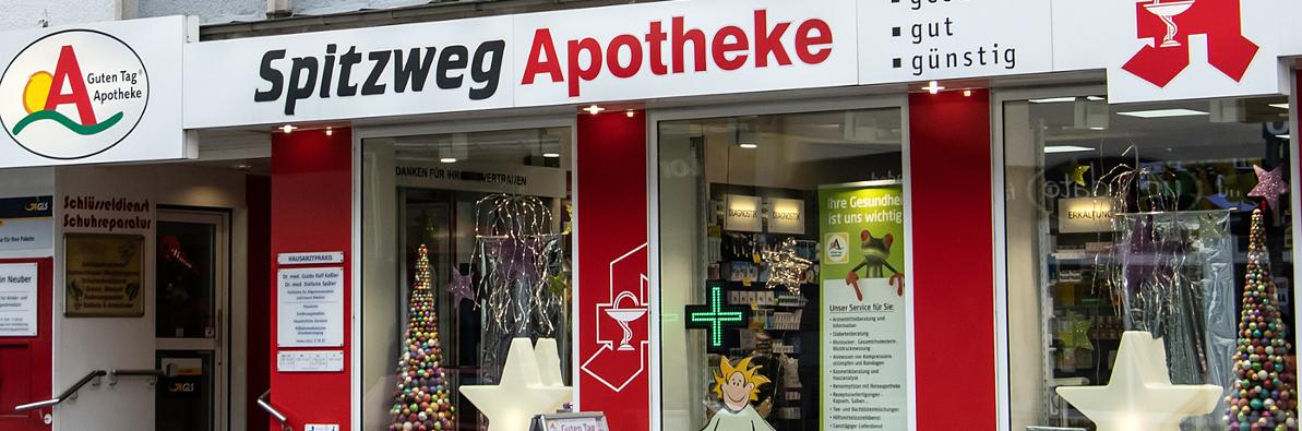 Spitzweg und Marien Apotheke Dortmund